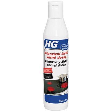 HG Intenzivní čistič varné desky 250 ml - Čisticí prostředek