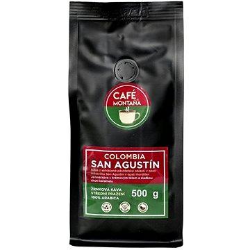 CAFÉ MONTANA COLOMBIA SAN AGUSTÍN, 500g, zrnková káva - Káva