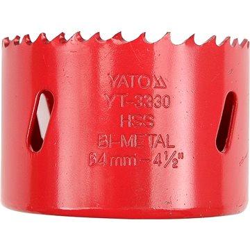 Yato Korunka vrtací bimetalová 68 mm - Vrtací korunka