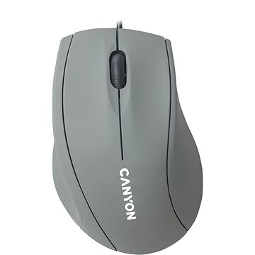 Canyon CNE-CMS05DG, tmavě šedá - Myš