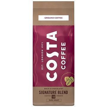 Costa Coffee Signature Blend Dark Mletá káva, 200g - Káva