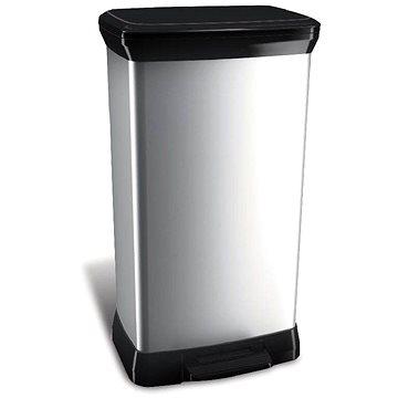 Curver Odpadkový koš DECOBIN pedal - Odpadkový koš