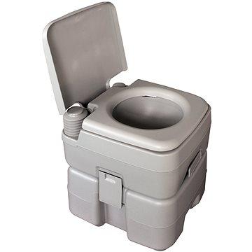Happy Green Přenosná toaleta 20 l - chemické WC