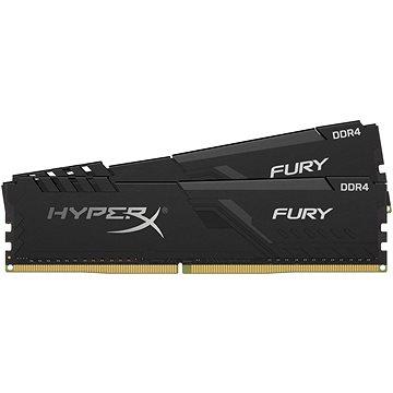 HyperX 8GB KIT DDR4 3200MHz CL16 FURY series - Operační paměť