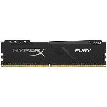 HyperX 16GB DDR4 2400MHz CL15 FURY Black - Operační paměť