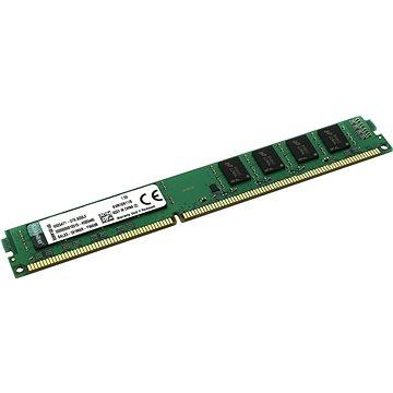 Kingston 8GB DDR3 1600MHz CL11 - Operační paměť