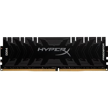HyperX 8GB 2666MHz DDR4 CL13 Predator - Operační paměť