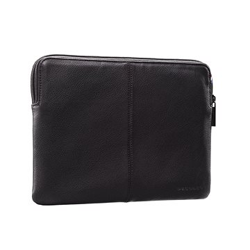 Decoded Leather Slim Sleeve Black iPad Mini - Pouzdro