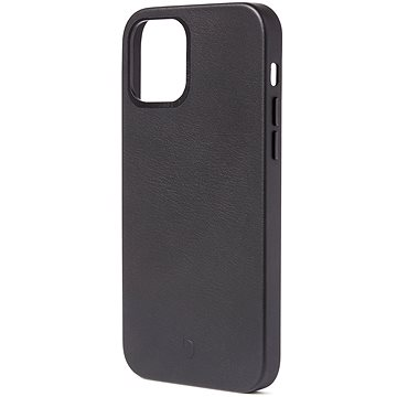 Decoded BackCover Black iPhone 12 Pro Max - Pouzdro na mobil