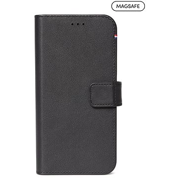 Decoded Wallet Black iPhone 12 Pro Max - Pouzdro na mobil
