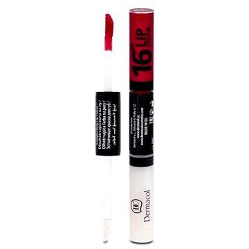 DERMACOL 16H Lip Colour No.20 3 ml + 4,1 ml - Rtěnka
