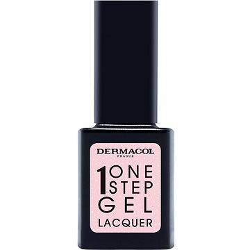 DERMACOL One Step Gel Lacquer First date No.01 - Lak na nehty