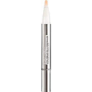 ĽORÉAL PARIS True Match Eye-Cream In a Concealer 1-2.D/ 1-2.W Ivory Beige 2 ml - Korektor