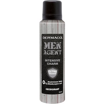 DERMACOL Men Agent Intensive Charm Deodorant 150 ml - Pánský deodorant