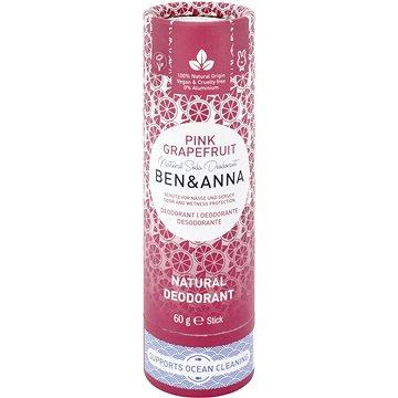 BEN&ANNA Deo Pink Grapefruit 60 g - Deodorant