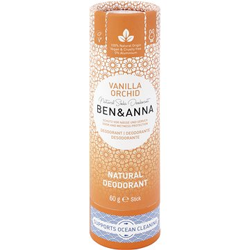 BEN&ANNA Deo Vanilla Orchid 60 g - Deodorant
