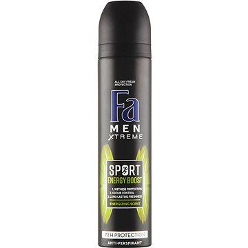 FA Men Xtreme Sport Energy Boost 250 ml - Pánský deodorant