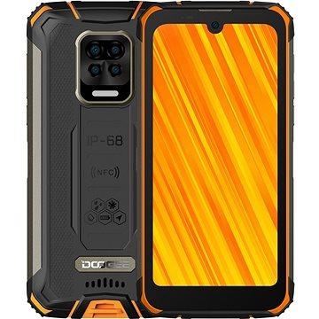 Doogee S59 PRO DualSIM oranžová - Mobilní telefon