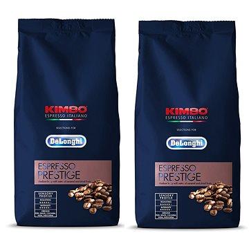 De'Longhi Espresso Prestige, zrnková, 2x1000g - Káva