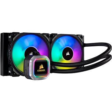 Corsair Hydro Series H100i RGB PLATINUM - Vodní chlazení