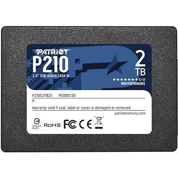 Patriot P210 2TB - SSD disk