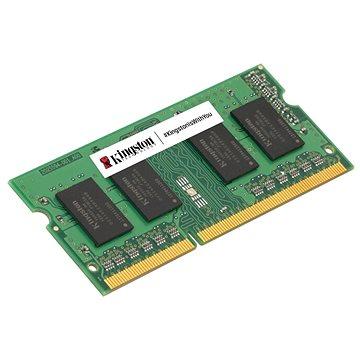 Kingston SO-DIMM 4GB DDR3 1600MHz Single Rank - Operační paměť