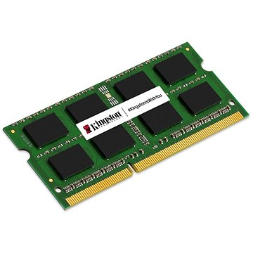Kingston SO-DIMM 8GB DDR3 1600MHz - Operační paměť