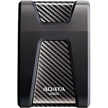 ADATA HD650 HDD 1TB černý - Externí disk