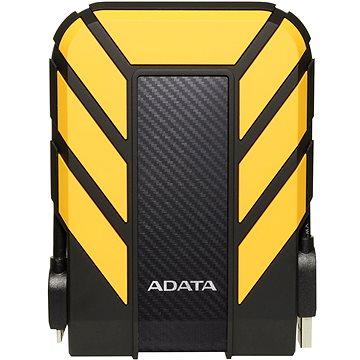 ADATA HD710P 1TB žlutý - Externí disk
