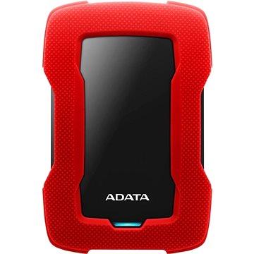 ADATA HD330 HDD 1TB červený - Externí disk