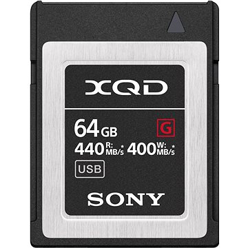 Sony XQD 64GB - Paměťová karta