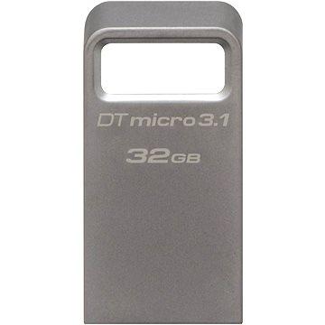 Kingston DataTraveler Micro 3.1 32GB - Flash disk