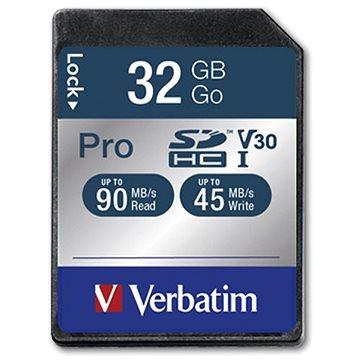 Verbatim SDHC 32GB Pro - Paměťová karta