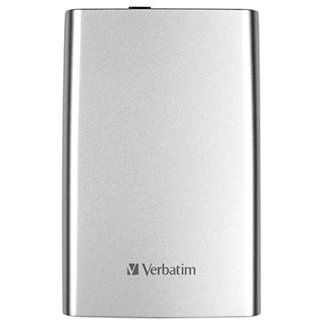 Verbatim Store 'n' Go USB HDD 1TB - stříbrný - Externí disk