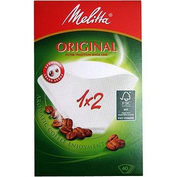 Melitta filtry Original 1x2/40 - Filtr na kávu