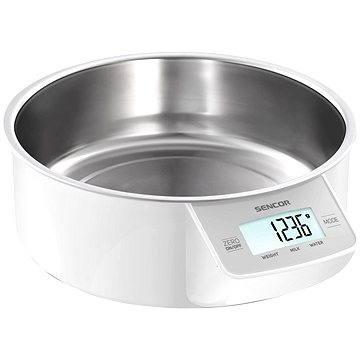 SENCOR SKS 4030WH - Kuchyňská váha