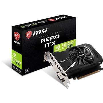 MSI GeForce GT 1030 AERO ITX 2GD4 OC - Grafická karta