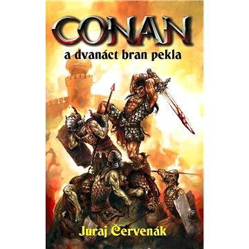 Conan a dvanáct bran pekla - Elektronická kniha
