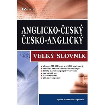 Velký anglicko-český/ česko-anglický slovník