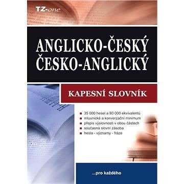Anglicko-český / česko-anglický kapesní slovník
