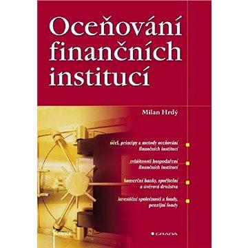 Oceňování finančních institucí - Elektronická kniha