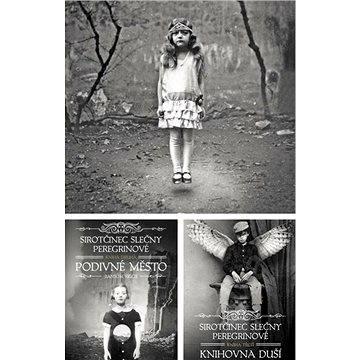 Fantasy trilogie Sirotčinec slečny Peregrinové za výhodnou cenu
