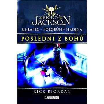 Percy Jackson – Poslední z bohů - Elektronická kniha
