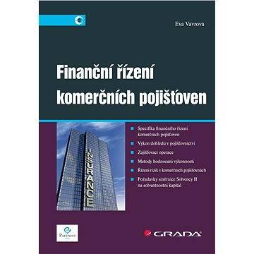 Finanční řízení komerčních pojišťoven - Elektronická kniha