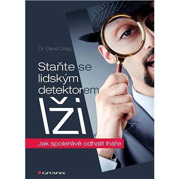 Staňte se lidským detektorem lži - Elektronická kniha