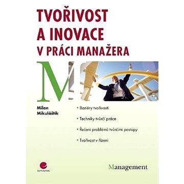 Tvořivost a inovace v práci manažera - Elektronická kniha