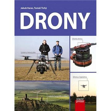 Drony - Elektronická kniha