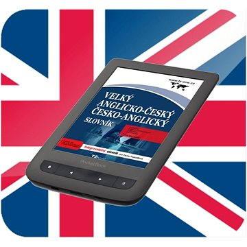 Velký anglicko-český/ česko-anglický slovník (pro PocketBook)