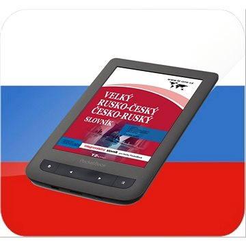 Velký rusko-český/ česko-ruský slovník (pro PocketBook) - Elektronická kniha