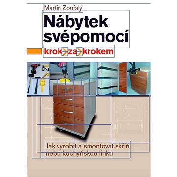 Nábytek svépomocí - Elektronická kniha
